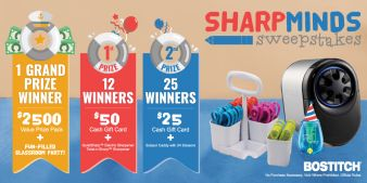 Bostitch® Sweepstakes