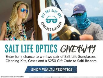 SALT LIFE OPTICS CONTEST Sweepstakes