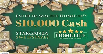 HomeLife Financial Services Sweepstakes