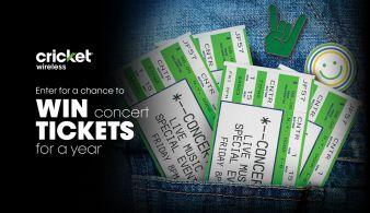 Cricket Wireless Sweepstakes
