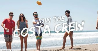 Costa Email Opt-In Sweepstakes Sweepstakes