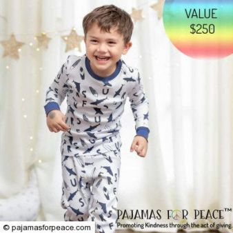 Pajamas For Peace Sweepstakes