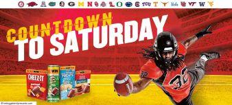 Kellogg's™ Countdown to Saturday Sweepstakes Sweepstakes
