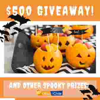 Citrus from Chile · Gift Card Giveaway Sweepstakes