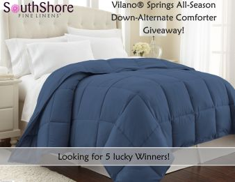 SouthShore Fine Linens Sweepstakes