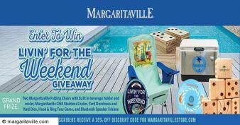 Margaritaville Sweepstakes