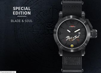 MTM Special Ops Watches · Blade & Soul And MTM Hypertec Sweeps Sweepstakes