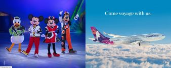 Disney On Ice and Hawaiian Airlines Getaway Sweepstakes Sweepstakes