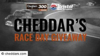 Cheddar's Scratch Kitchen Race Day Giveaway Sweepstakes