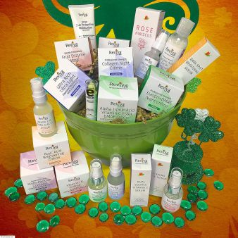 Reviva Labs' Skin Care Pot Of Gold Giveaway Sweepstakes