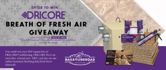 Baileylineroad Sweepstakes